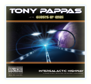 Intergalactic Highway Cover - Front
